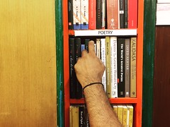 Poetry Lover's Arm (Mayank Austen Soofi) Tags: poetry poem hand arm turtle delhi walla ircle fullc