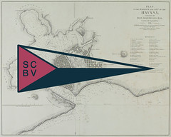 SCBV (studioei8htzero.com) Tags: travel art print poster map havana cuba explore buenavistasocialclub socialclub