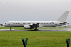 G-POWH Boeing 757-256 Titan Airways (eigjb) Tags: ireland dublin plane airplane airport aircraft aviation may aeroplane boeing airways titan dub spotting airliner b757 2013 collinstown eidw 757256 080513 gpowh