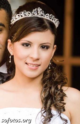 Penteados para noiva 127