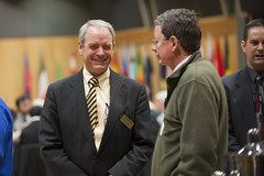 2013 Academy of Engineers and College Awards Reception (UIdahoENGR) Tags: collegeofengineering studentunionbuilding academyofengineers deanlarrystauffer