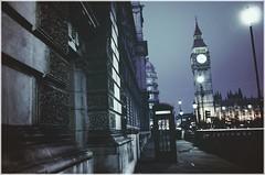 one_night_in_London (jarrowka ( )) Tags: greatbritain england london night bigben noc londyn wielkabrytania jarrowka favescontestfavored