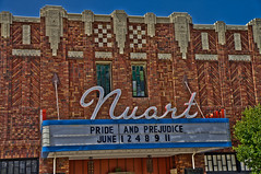 Nuart Theatre -- DSC03804--Blackfoot, Idaho (Lance & Cromwell back from a Road Trip) Tags: theatre sony roadtrip idaho nuart blackfoot a55 sonyalpha binghamcounty blackfootidaho sal16105