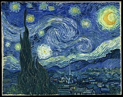 VanGogh-starry_night_ballance1 (Carlos Cesar Alvarez) Tags: arte vangogh pintura