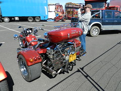 WA53LTJ Rewaco Trike (graham19492000) Tags: trike middlesbrough rewaco motortrike rewacotrike wa53ltj