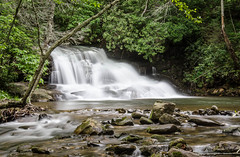 Hemlock Falls-40 (fstopmike) Tags: falls waterfalls blueridgemountains chattahoocheenationalforest appalachainmountains moccasincreek northgeorgiawaterfalls moccasincreekstatepark hemlockfalls