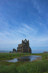 Whitby Abbey (MMiPhoto) Tags: abbey coast yorkshire whitby x100