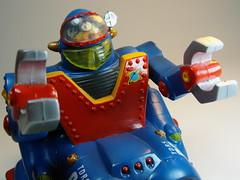 Marusan – Sofubi Model – TEDEROS 06 (テデロス06号機) – Close Up (My Toy Museum) Tags: 06 sofubi marusan tederos