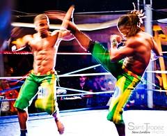 CAPOEIRA (steve lorillere) Tags: capoeira rope ring boxing fighting combat boxe anel corde corda boxen luta kampf seil