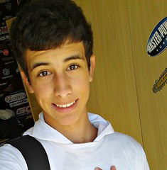Matheus Massuchetto (Matheus Massuchetto) Tags: camera uk boy sunset brazil people bw black guy love college me cup church nature smile face smiling brasil canon vintage square photography graffiti coast kid clothing model perfect ace castanho handsome lifestyle american squareformat ap longboard celular brazilian sorriso chico brasileiro tva menino whitenight feb23 sorrindo week8 dp3 location4 coastie crazzy wolfmoon 2013 focuspocus genomskinlig iphoneography londonicesculptingfestival bemyflickrvalentine benchmonday facedowntuesday fencefriday dmentd instagram instagramapp week5theme brasilemimagens tirret ds106photoblitz leicammonochrom northplatterealestate kl112 australiaday2013 whitenightmelbourne whitenightmelb
