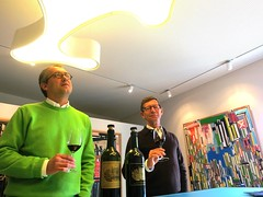 9667877691 a9ba38947e m 2013 Bordeaux Images Photographs Chateau Owners Wine Food Life