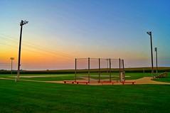 Field of Dreams (Doug Wallick) Tags: field movie corn baseball iowa location dreams ghosts hdr lightroom dyersville a55 pixlr