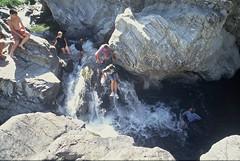 Baignades - Gardon de la vallée Borgne