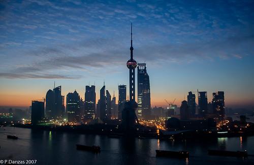 Shanghai : Pu-dong