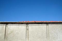Loner (Jed Sullivan) Tags: california blue white truck humor apples centralvalley