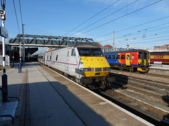 82208 Doncaster (Onwards and Upwards.......) Tags: coach doncaster southyorkshire markiv