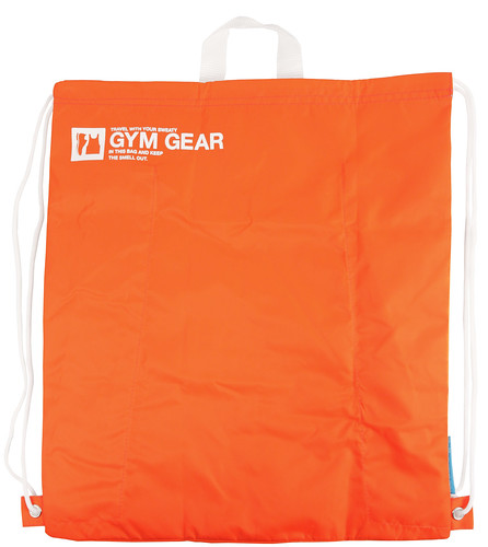 Go Clean Gym Gear (orange)