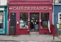 Café De France, Saint Omer
