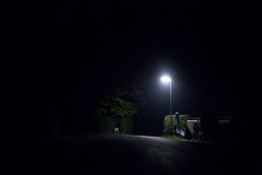 Spotlight (Dan Parratt) Tags: street nightphotography light night streetlight surrey farnham