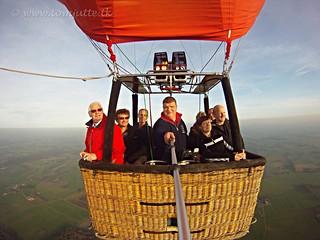 Ballooning Harfsen - Wesepe, Netherlands - 0522