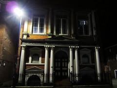 145 King Street At Night (LookaroundAnne) Tags: norfolk yarmouth greatyarmouth atnight afterdark listedbuilding