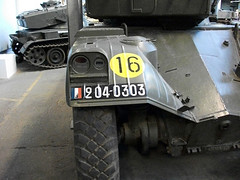 """Panhard EBR Armoured Car (17) • <a style=""""font-size:0.8em;"""" href=""""http://www.flickr.com/photos/81723459@N04/12461545204/"""" target=""""_blank"""">View on Flickr</a>"""