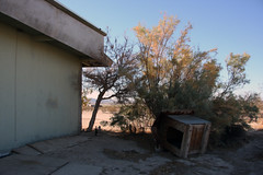 The Dunes, abandoned tourist resort along the Route 66, California (sensaos) Tags: california travel urban usa abandoned america hotel route66 decay dunes exploring united motel tourist 66 resort route forgotten states exploration derelict abandonment ue urbex 2013 sensaos thedunesmotel