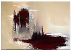 Wandbild modern Bleeding Earth (Wandbilder Antoniya Slavova Art) Tags: wien österreich acrylbilder wandbilder slavova leinwandbilder wandbilderkaufen handgemaltewandbilder