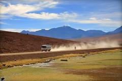 RUTAS DEL ALTIPLANO (Pablo C.M || BANCOIMAGENES.CL) Tags: chile road mountain camino altiplano calama sanpedrodeatacama cordilera roputana