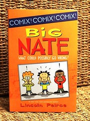 Big Nate:  What Could Possibly Go Wrong? (Vernon Barford School Library) Tags: new school fiction students comics reading book big high student humorous comic library libraries go humor cartoon reads books humour read paperback wrong cover strip nate comicbook junior what comicbooks novel comicstrip covers bookcover schools middle behavior vernon could cartoons recent strips bookcovers paperbacks novels fictional comicstrips possibly humourous behaviour barford softcover bignate cartoonbook cartoonbooks vernonbarford softcovers 9780062086945