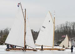 HPB_2701Change (icesailr) Tags: ny kingston hudsonriver rocket jackfrost iceboats iceboating nsibyc iceyachts sternsteerers hudsonrivericeyachtclub hriyc astorpoint