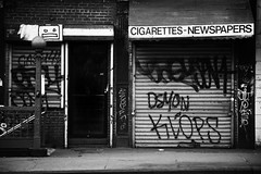 Newsstand in New York