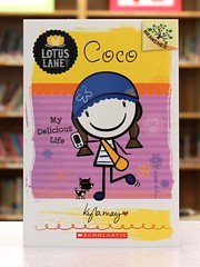 Coco:  My Delicious Life (Vernon Barford School Library) Tags: new school fiction friends 2 two gardens garden kyla reading book baking high friend friendship lotus gardening library libraries branches reads may books best read paperback coco cover lane elementaryschool junior novel covers bookcover pick middle neighbors neighbours neighbour bestfriend neighbor vernon quick bake recent elementary picks bookcovers bestfriends paperbacks novels fictional friendships lotuslane barford softcover elementaryschools quickpicks quickpick vernonbarford softcovers