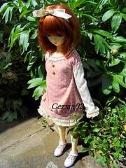 its getting warmer III (Cersia02) Tags: sarah sara sd nana bjd kira dollfie volks limited sd10 megu leekeworld