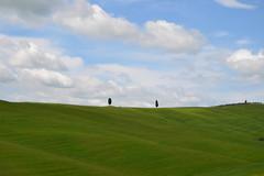 Val d'Orcia - Siena (Mauro e Irene) Tags: italy landscape nikon italia tuscany siena toscana valdorcia minimalisme fotocompetitionbronze d3100