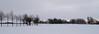 Groot Maarslag in de winter  on Explore. (Snoek2009) Tags: trees houses winter snow silent farm groningen wierde winterworld dwellingmound grootmaarslag