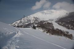 伊吹山 (deep.deepblue) Tags: japan nikon 日本 山 冬 風景 d610 滋賀県 米原市