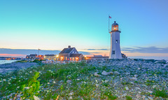 DSC_1430 (jlucierphoto) Tags: ocean new light england lighthouse boston boats boat sand rocks lighthouses rocky land mass shores beacon scituate