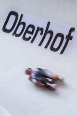 Luge - Oberhof (teliko82) Tags: fil worldcup sled luge rodelbahn 2015 oberhof lugerun sledrun teliko rennrodeln