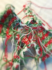 Hand knit (++ Jiajia ++) Tags: hat fashion miniature doll dress handmade clothes bjd blythe outfits msd accessory momoko unoa dollclothes azone obitsu yosd latiyellow jerryberry jiajiadoll dorandoran
