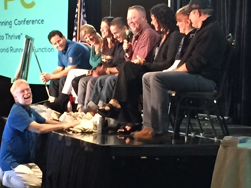 Foot Washing TPC 2015