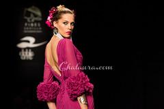 M.J. Blay @ SIMOF 2015 (Chalaura.com) Tags: show fashion sevilla moda pasarela flamenco flamenca modaflamenca lagafa simof simof2015 mariajoseblay lagafaflamenco