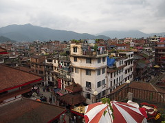 Kathmandu is a fast growing city with a 2000 year old history. This city is also starting point for many mountain expeditions in the area.