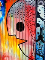 Faces (e r j k . a m e r j k a) Tags: face pittsburgh pennsylvania murals southside publicart allegheny carsonstreet erjkprunczyk