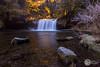 Frozen Butte Creek Falls (Dan Sherman) Tags: trees light ice water oregon creek frozen waterfall rocks unitedstates falls pacificnorthwest pnw buttecreek scottsmills buttecreekfalls