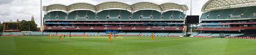 Adelaide Oval Panorama || Adelaide, Australia