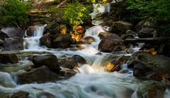 P5040227 (adriandorrius) Tags: sunset lighthouse mountain snow canada vancouver waterfall bc hiking explorebc