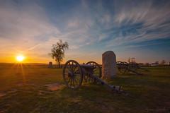 Gettysburg (10iggie) Tags: park memorial military historic gettysburg national heroic cannons