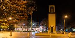 Bright War Memorial at night (Ralph Green) Tags: longexposure night hotel bright australia victoria warmemorial