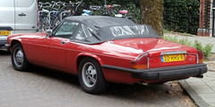 Jaguar XJ-S cabrio 1979 (a.k.a. Ardy) Tags: softtop 20hhs8